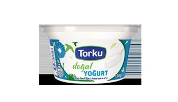 Torku Yarım Yağlı Homojenize Yoğurt (12x150 gr)