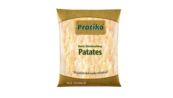 Torku Pratiko Parmak Patates 9x9 (5x2500 gr)